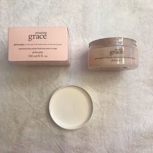 Philosophy amazing grace hydrating body gel